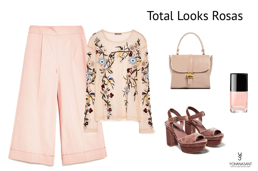 Total Looks Rosas