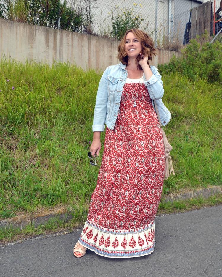 Vestidos largos mujer primark